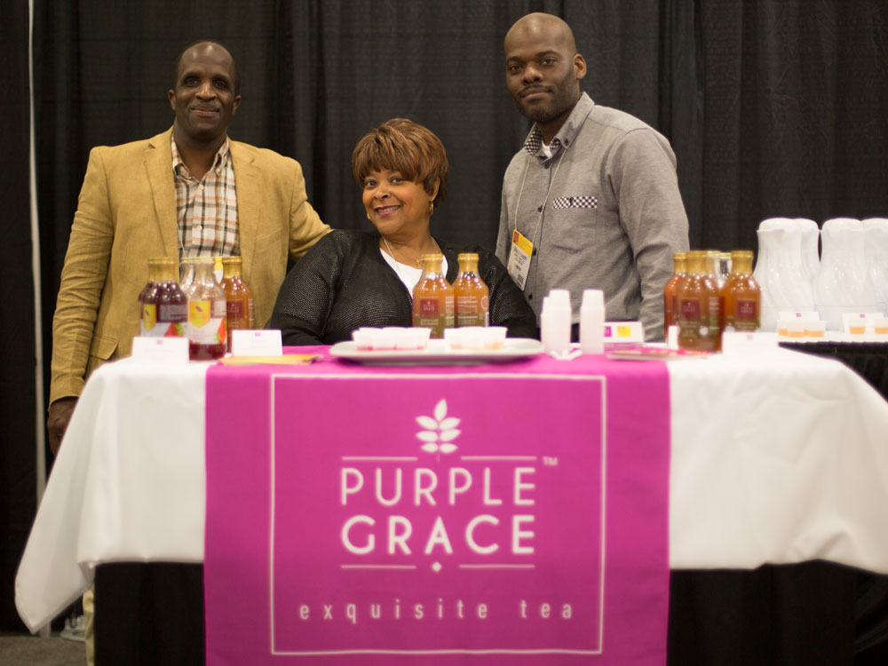 Team Purple Grace